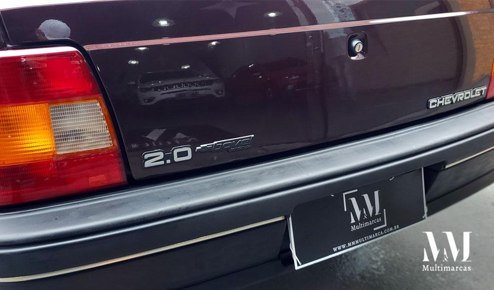 CHEVROLET Monza Sedan 2.0 4P ÁLCOOL SL/E, Foto 21