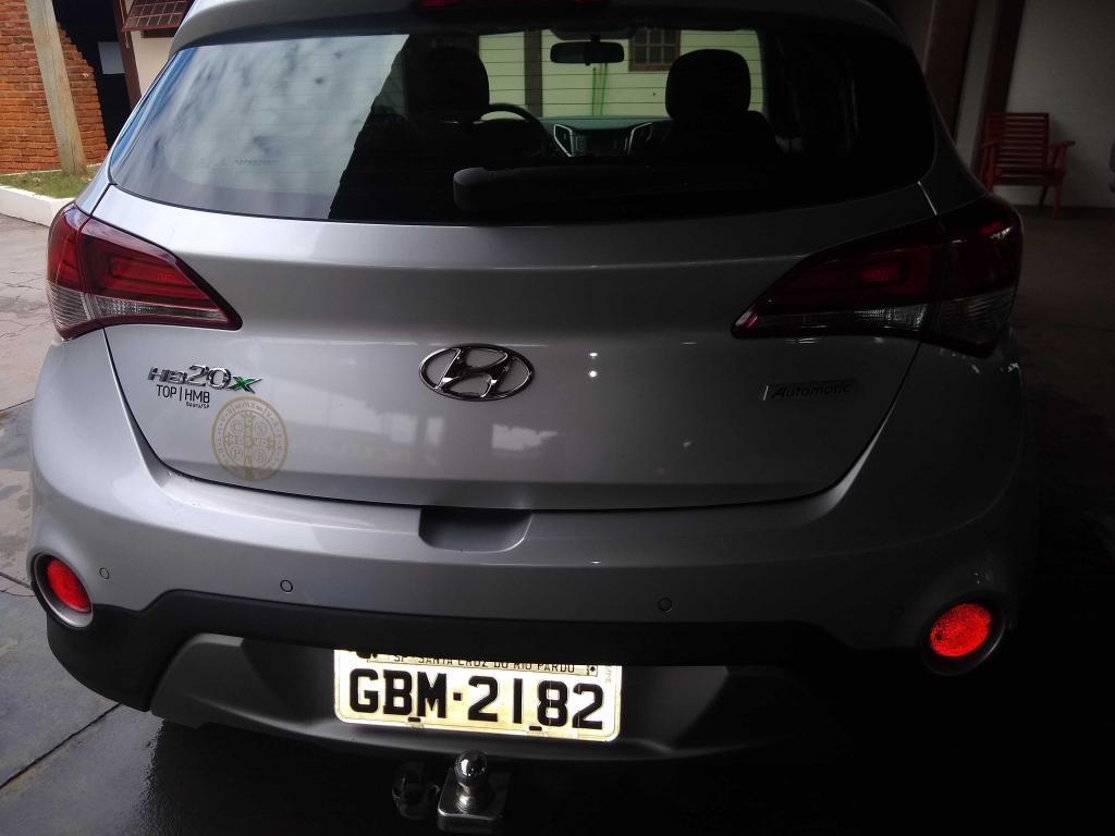 HYUNDAI HB 20 Hatch X 1.6 16V 4P PREMIUM FLEX AUTOMÁTICO, Foto 3