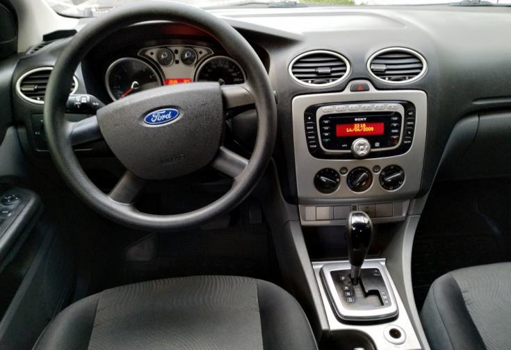 FORD Focus Hatch 2.0 16V 4P GLX AUTOMÁTICO, Foto 9