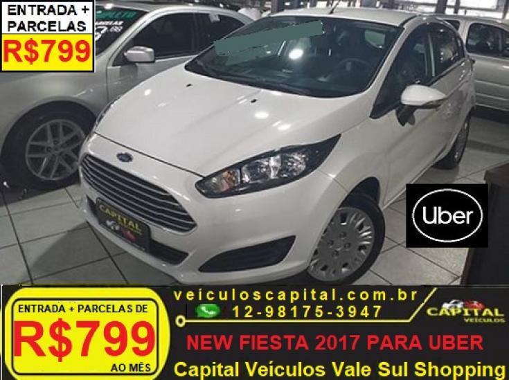 FORD Fiesta Hatch 1.6 16V 4P SE FLEX, Foto 1
