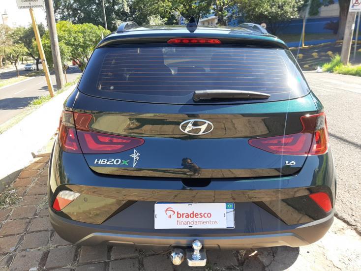 HYUNDAI HB 20 Hatch X 1.6 16V 4P FLEX DIAMOND PLUS AUTOMÁTICO, Foto 5