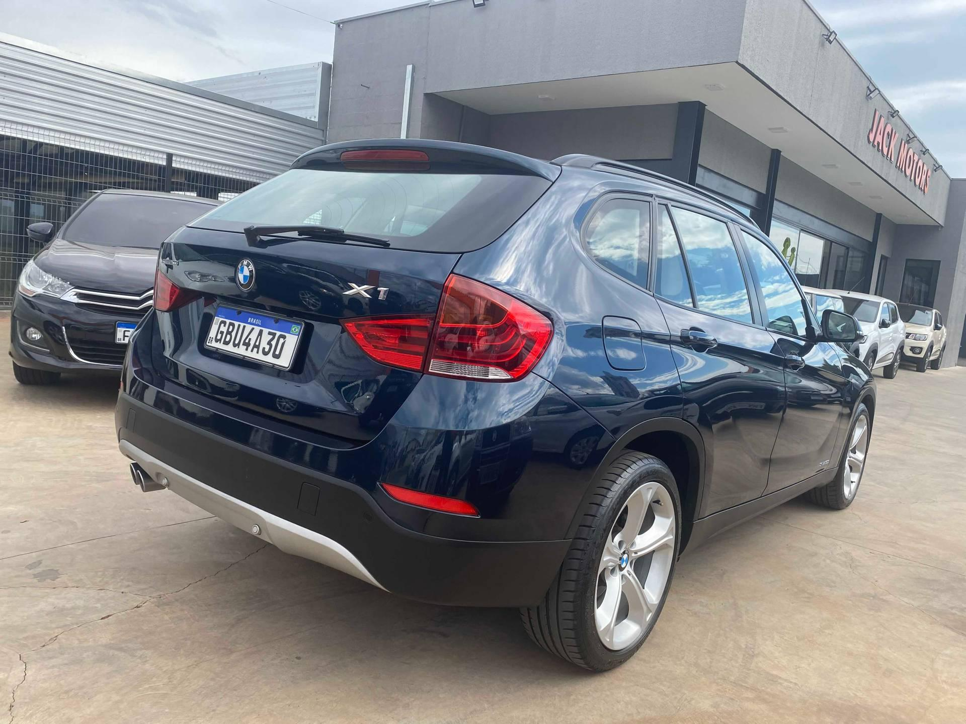 BMW X1 2.0 16V 4P S DRIVE 20I X-LINE AUTOMÁTICO, Foto 13