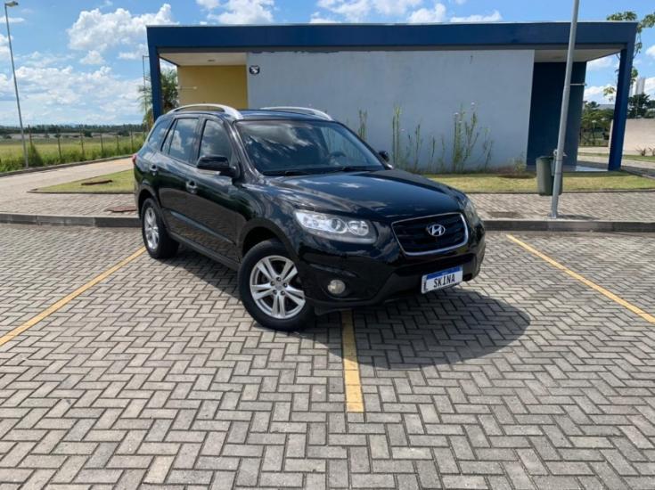 HYUNDAI Santa Fé 3.5 V6 24V 4P 285CV AUTOMÁTICO, Foto 4