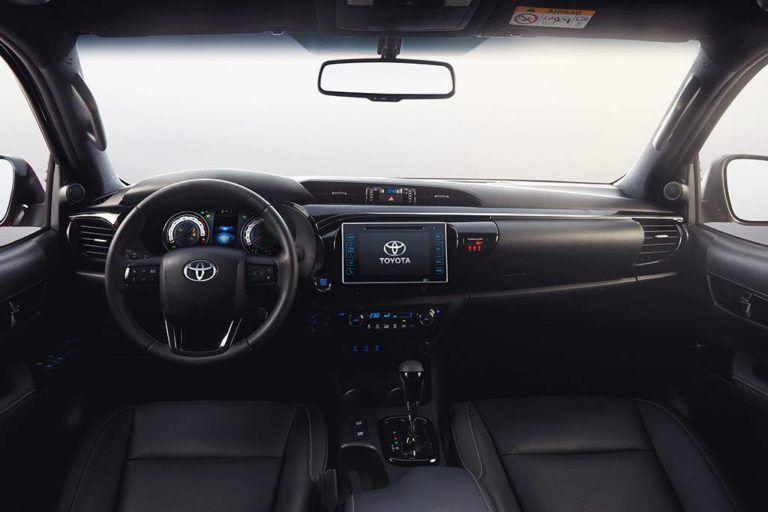 TOYOTA Hilux Caminhonete 2.8 16V SRV 4X4 DIESEL CABINE DUPLA AUTOMÁTICO, Foto 3