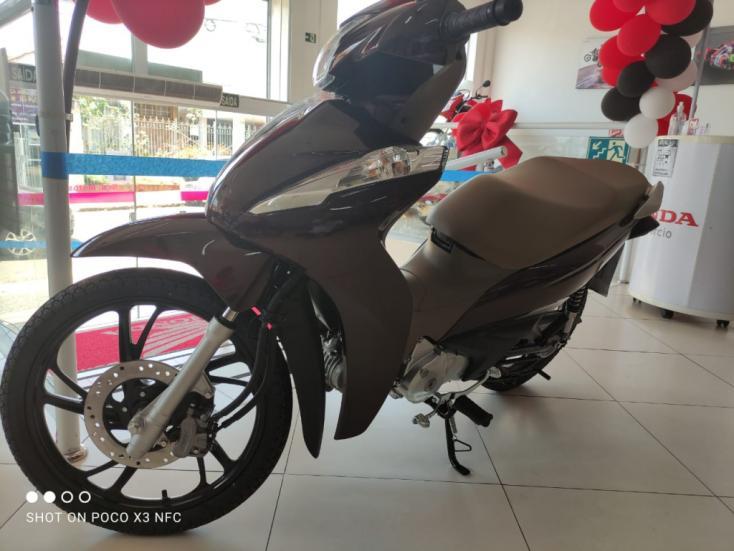 HONDA Biz 125 EX, Foto 1