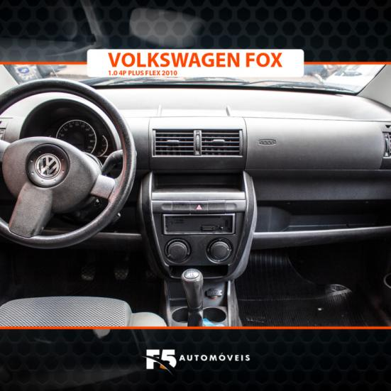 VOLKSWAGEN Fox 1.0 4P PLUS FLEX, Foto 9