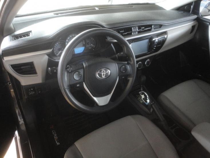 TOYOTA Corolla 1.8 16V 4P GLI FLEX AUTOMÁTICO, Foto 3