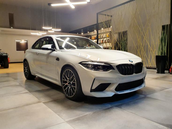 BMW M2 3.0 24V I6 COUPÉ M DCT, Foto 3