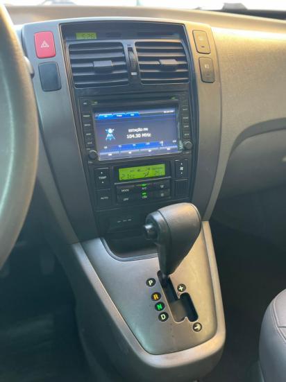 HYUNDAI Tucson 2.0 16V 4P GLS FLEX AUTOMÁTICO, Foto 13