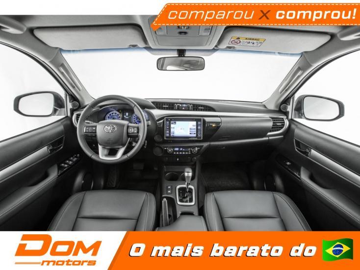 TOYOTA Hilux Caminhonete 2.8 16V 4P SRX DIESEL CABINE DUPLA, Foto 2