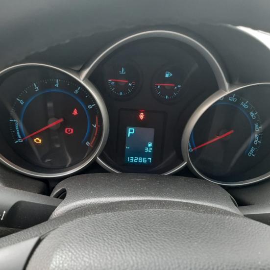 CHEVROLET Cruze Sedan 1.8 16V 4P LT ECOTEC FLEX AUTOMÁTICO, Foto 13