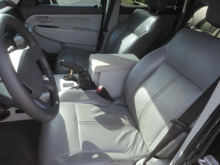 JEEP Cherokee 3.7 V6 12V 4P 4X4 SPORT  AUTOMÁTICO, Foto 8