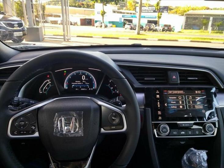 HONDA Civic 1.5 16V 4P TOURING TURBO AUTOMÁTICO CVT, Foto 6