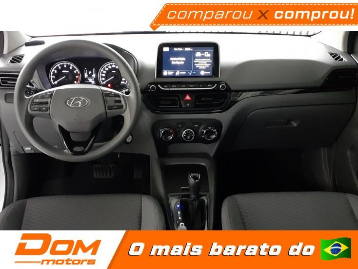 HYUNDAI HB 20 Sedan 1.6 16V 4P FLEX VISION AUTOMÁTICO, Foto 10