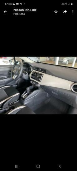 NISSAN Versa Sedan 1.6 16V 4P FLEX SENSE XTRONIC AUTOMÁTICO CVT, Foto 4