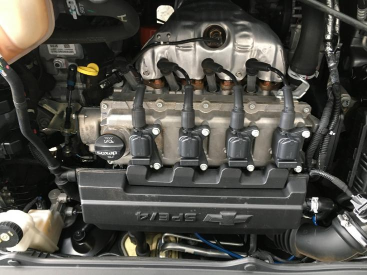 CHEVROLET Spin 1.8 4P FLEX LTZ 7 LUGARES AUTOMÁTICO, Foto 4