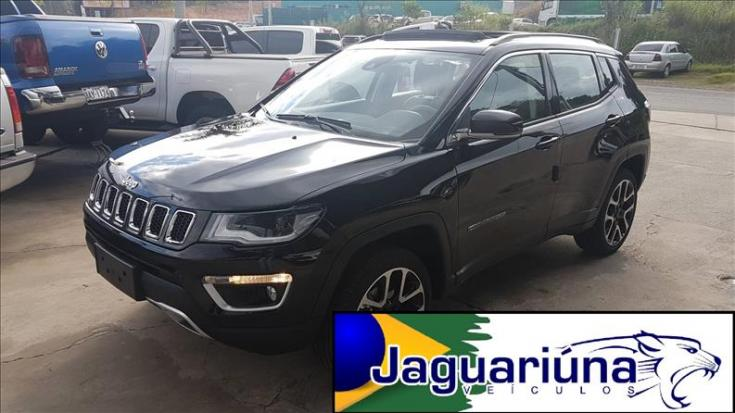 JEEP Compass 2.0 16V 4P LIMITED TURBO DIESEL 4X4 AUTOMÁTICO, Foto 1