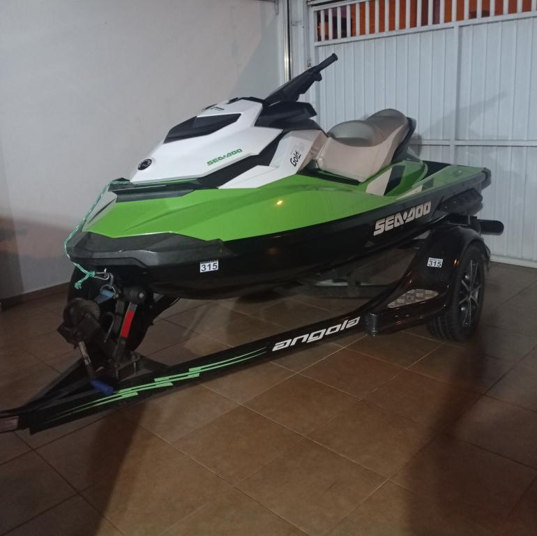 SEA DOO GTI 130 1500 130HP, Foto 1