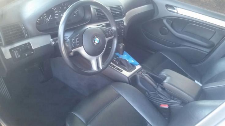 BMW 325 I 2.5 24V 4P PROTECTION AUTOMÁTICO, Foto 6