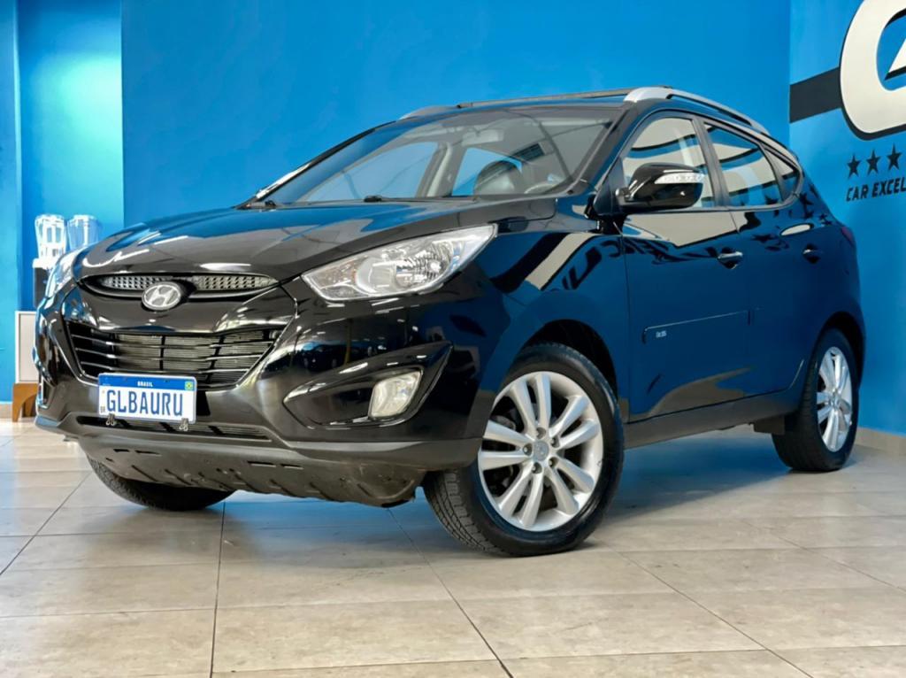 HYUNDAI IX35 2.0 16V 4P GLS FLEX AUTOMÁTICO, Foto 3