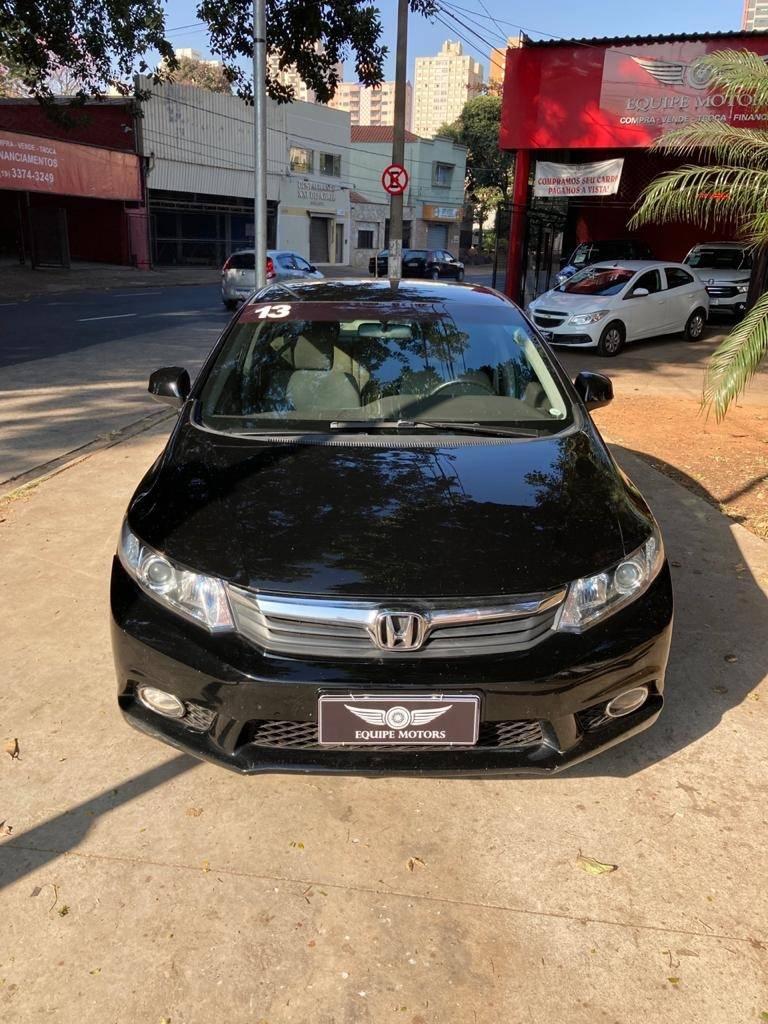HONDA Civic 1.8 16V 4P FLEX LXS AUTOMÁTICO, Foto 1