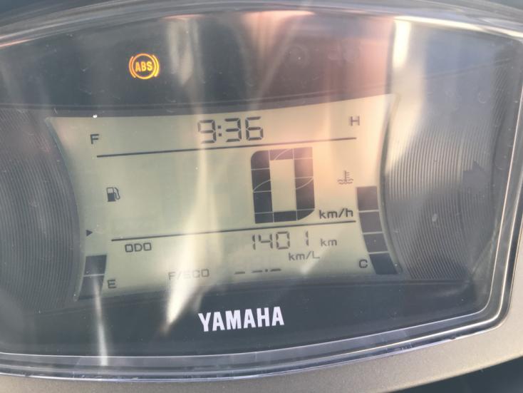 YAMAHA NMax 160 ABS, Foto 5