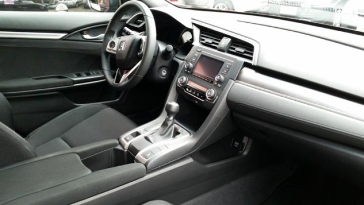 HONDA Civic 2.0 16V 4P SPORT FLEX, Foto 4