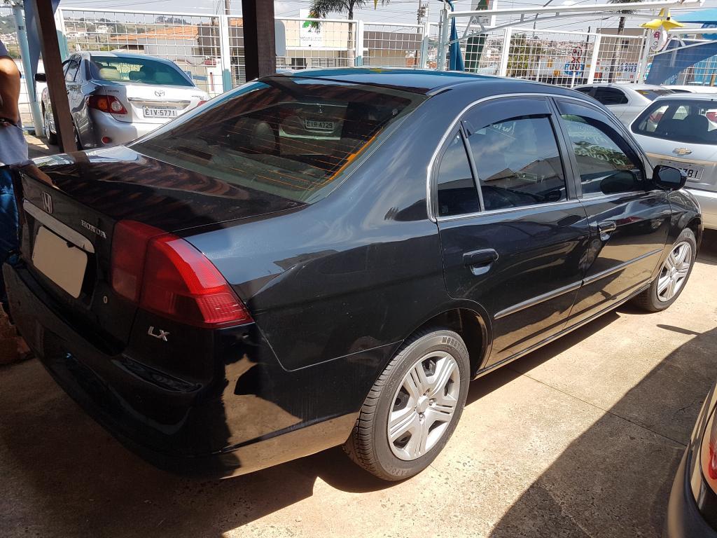 HONDA Civic 1.7 16V 4P LX AUTOMÁTICO, Foto 7