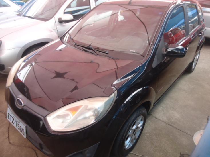FORD Fiesta Hatch 1.6 4P FLEX, Foto 1