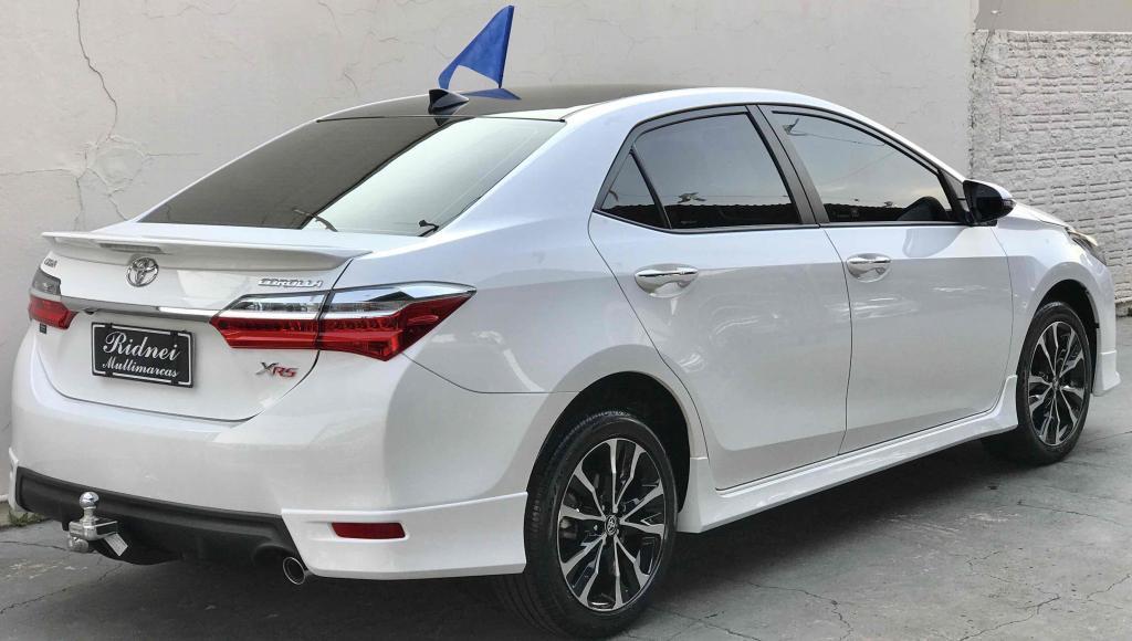 TOYOTA Corolla 2.0 16V 4P XRS FLEX AUTOMÁTICO, Foto 3