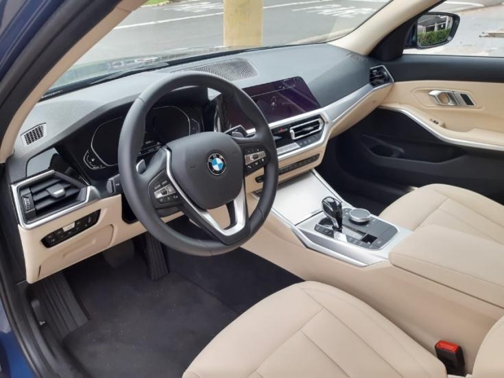 BMW 320I 2.0 16V 4P GP TURBO ACTIVE FLEX AUTOMÁTICO, Foto 8