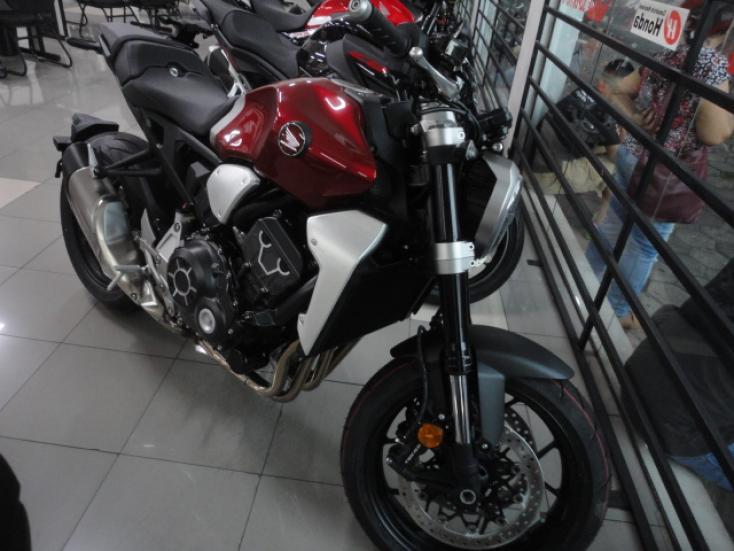 HONDA CB 1000 R ABS, Foto 1