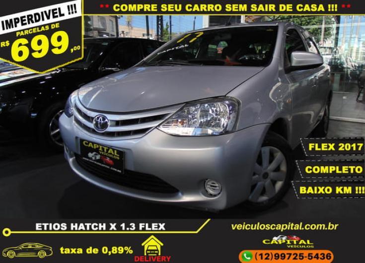 TOYOTA Etios Hatch 1.3 16V 4P FLEX, Foto 1