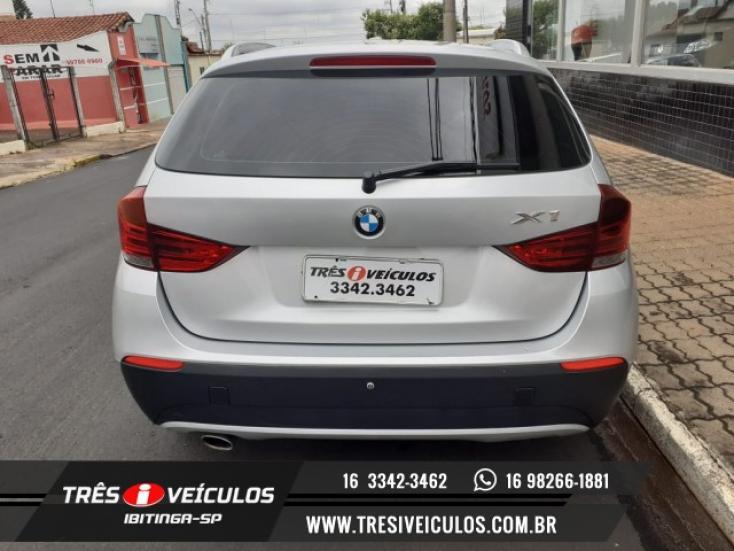 BMW X1 2.0 16V 4P S DRIVE 18I AUTOMÁTICO, Foto 6