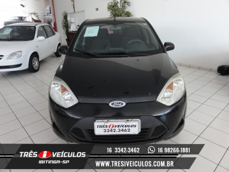 FORD Fiesta Hatch 1.6 4P FLEX, Foto 2