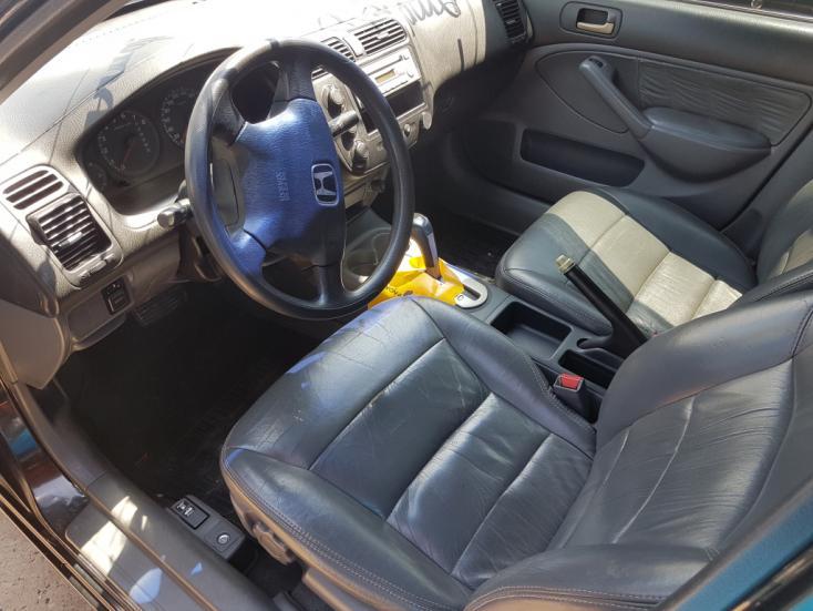 HONDA Civic 1.7 16V 4P LX AUTOMÁTICO, Foto 3