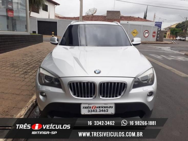 BMW X1 2.0 16V 4P S DRIVE 18I AUTOMÁTICO, Foto 8
