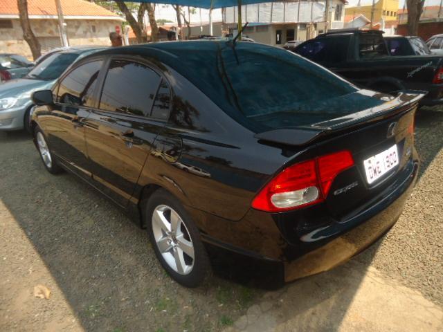 HONDA Civic 1.8 16V 4P FLEX LXS, Foto 6