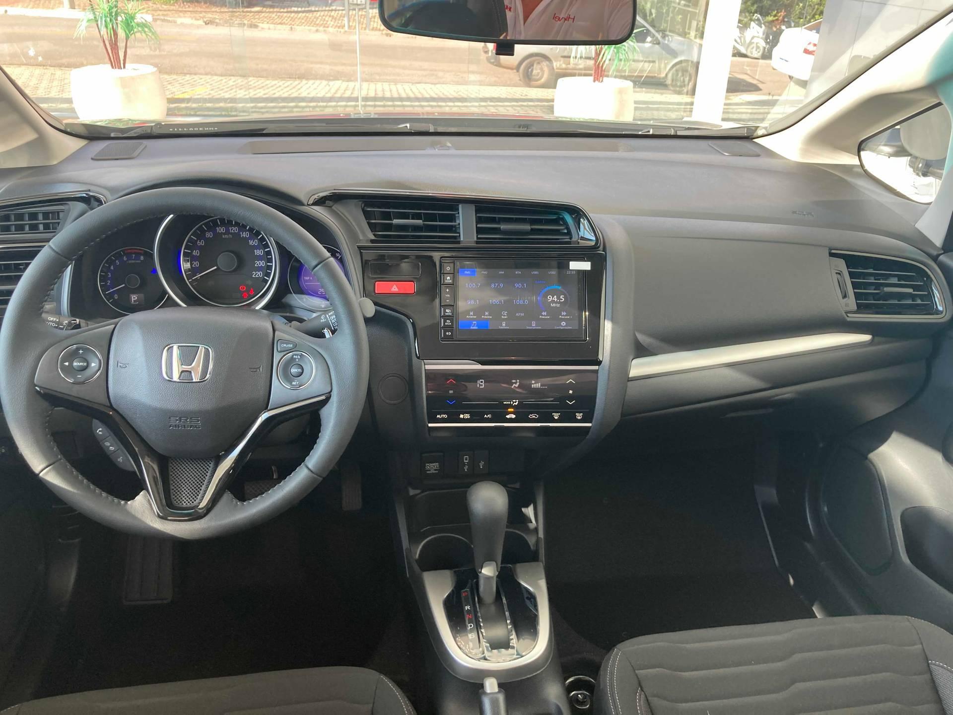 HONDA WR-V 1.5 16V 4P EX FLEXONE AUTOMÁTICO CVT, Foto 7