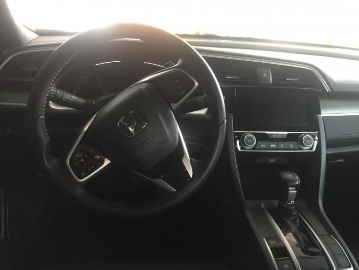HONDA Civic 2.0 16V 4P EXL FLEX  AUTOMÁTICO CVT, Foto 6