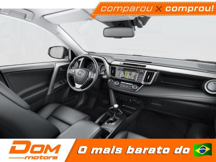 TOYOTA RAV 4 2.0 16V 4P 4WD 4X4 AUTOMÁTICO, Foto 2
