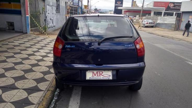 FIAT Palio 1.0 16V 4P EDX, Foto 7