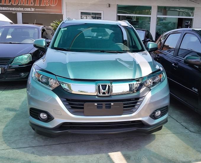 HONDA HR-V 1.8 16V 4P EX FLEX AUTOMÁTICO CVT, Foto 1