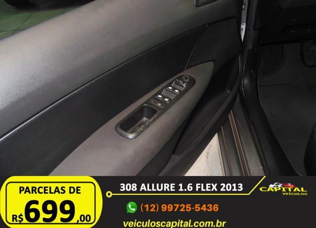 PEUGEOT 308 1.6 16V 4P FLEX ALLURE, Foto 13