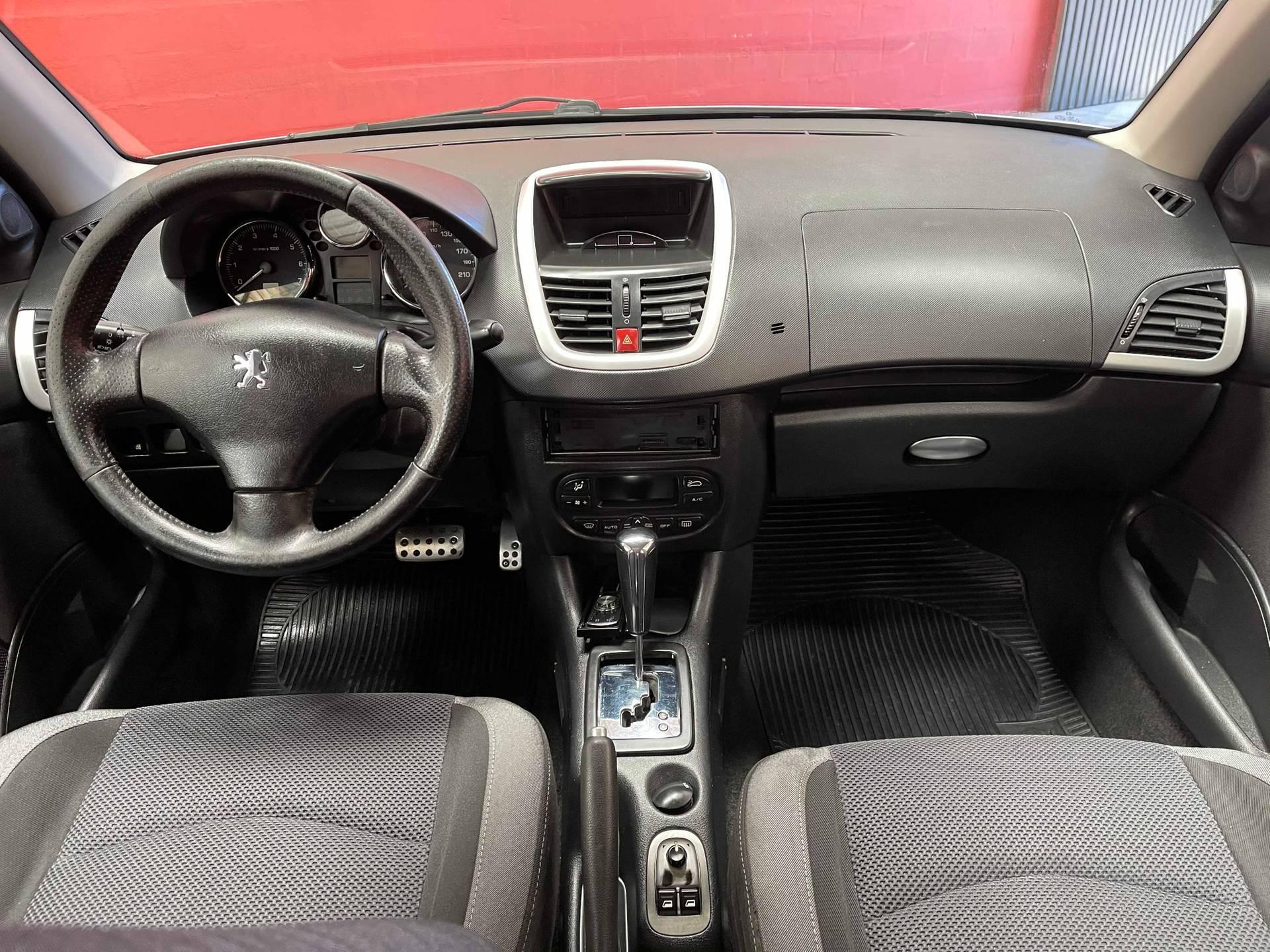 PEUGEOT 207 Sedan 1.6 4P PASSION XS FLEX AUTOMÁTICO, Foto 11