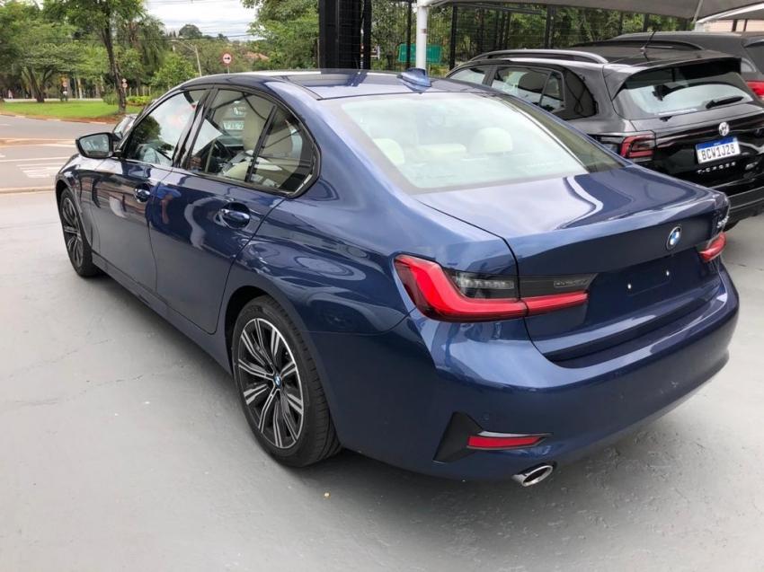 BMW 320I 2.0 16V 4P GP TURBO ACTIVE FLEX AUTOMÁTICO, Foto 3