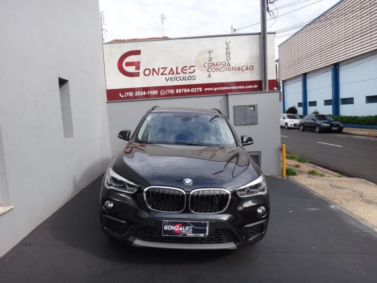 BMW X1 2.0 16V 4P S DRIVE 20I AUTOMÁTICO, Foto 1