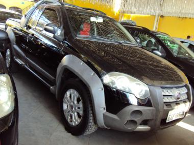FIAT Strada 1.8 FLEX ADVENTURE LOCKER CABINE ESTENDIDA