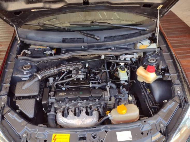 CHEVROLET Celta 1.0 4P LS FLEX, Foto 9