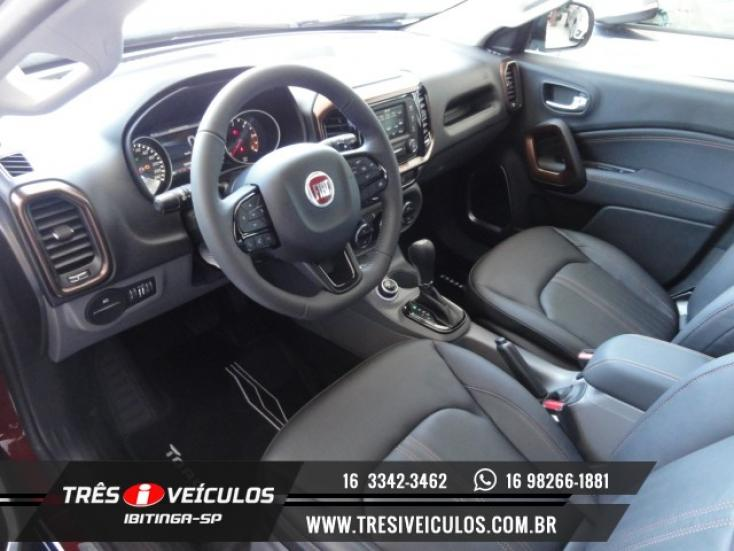 FIAT Toro 2.0 16V 4P 4WD VOLCANO TURBO AUTOMÁTICO, Foto 7